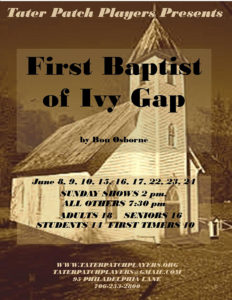 First Baptist of Ivy Gap